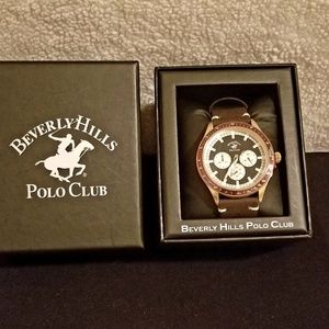 Brand new mens Beverly hills watch